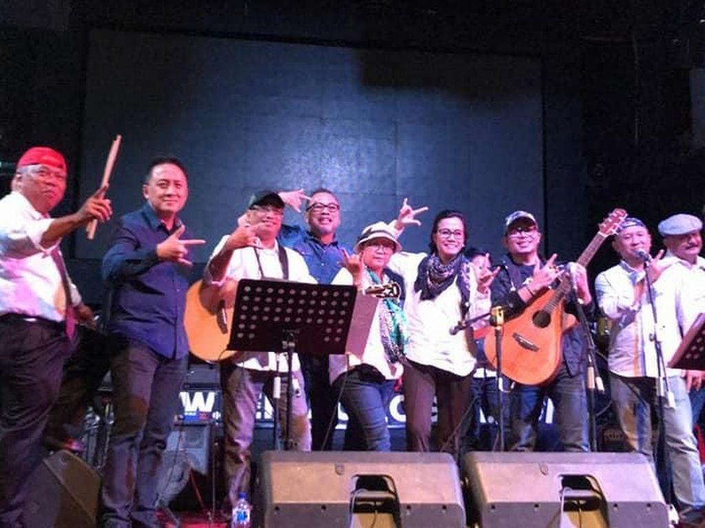 Menteri-menteri Jokowi Bakal Manggung Lagi, Kali ini di Festival Jazz