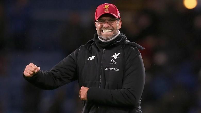 Cerita Klopp Dulu Tolak MU dan Pilih Liverpool