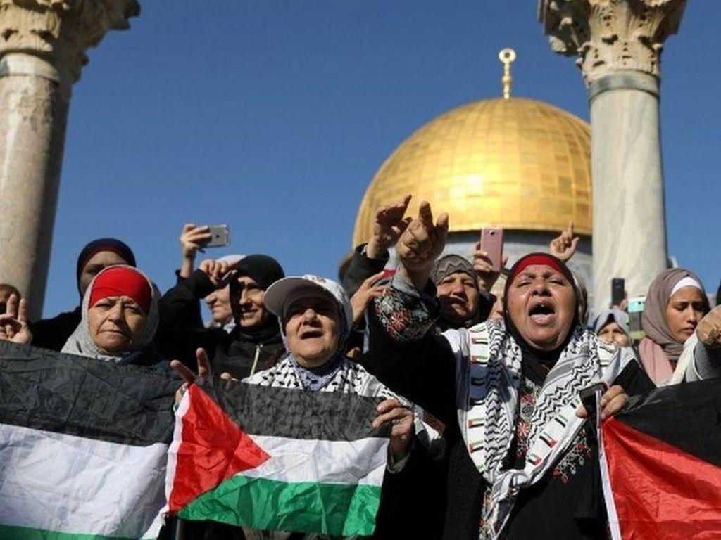 Palestina Panggil Pulang Perwakilannya di Amerika Serikat