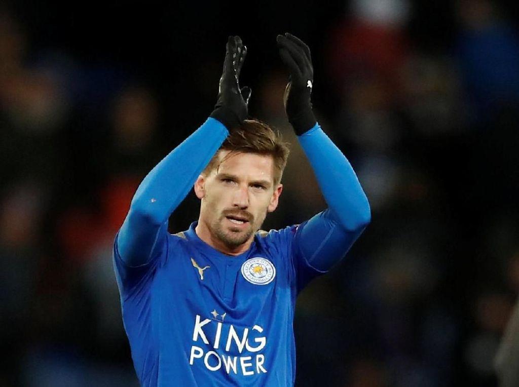 Usai Insiden Telat 14 Detik, Silva Akhirnya Debut untuk Leicester