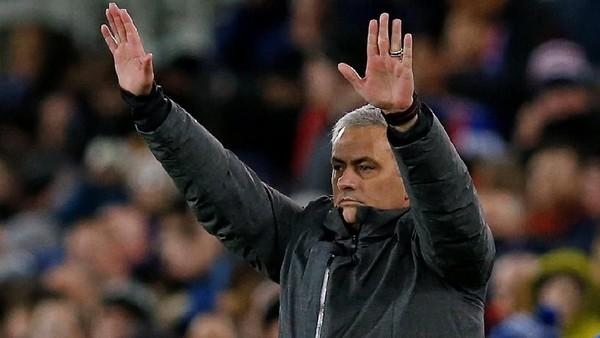 Mourinho Akui City Layak Juara