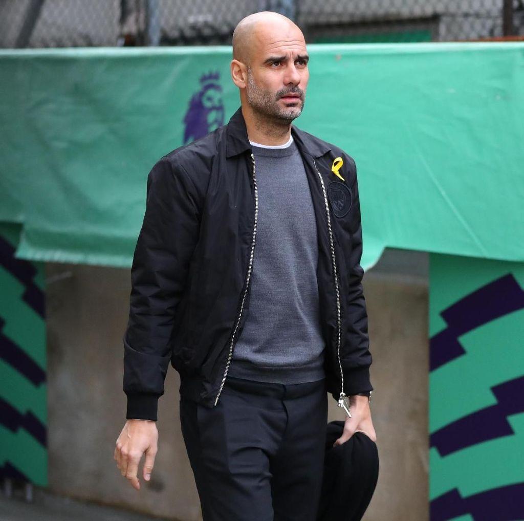 Guardiola Sempat Tertarik Main di Arsenal