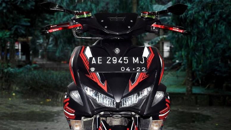Yamaha Aerox 155 Berdarah Street Racing, Keren Tidak?