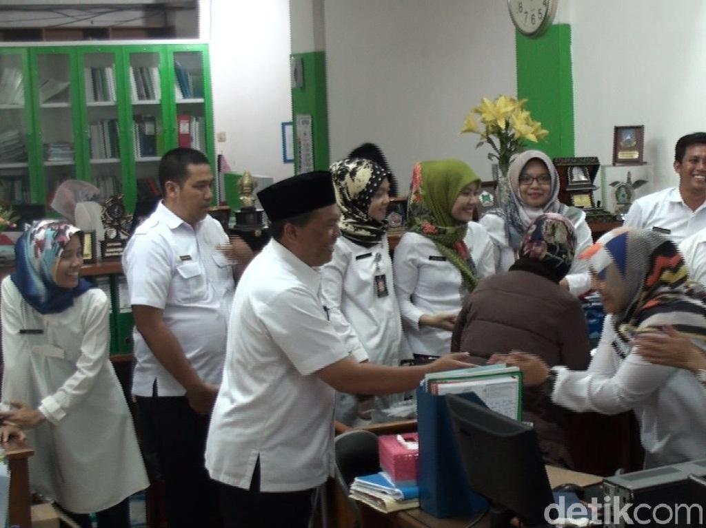 Awali 2018, 95 Persen ASN Kota Bandung Masuk Kerja