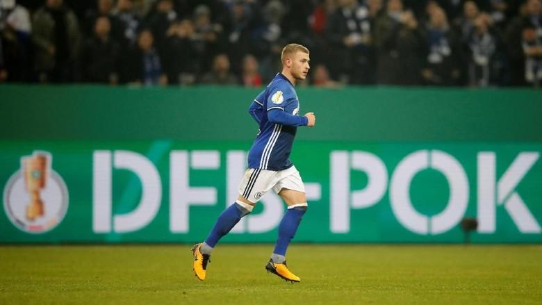 Gelandang Muda Schalke, Max Meyer, Bisa Didapatkan Gratis Musim Panas Nanti
