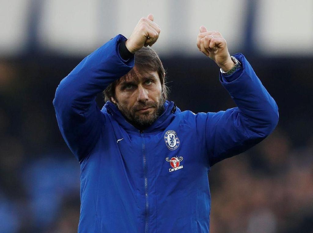Conte Mati-matian Perbaiki Performa Chelsea