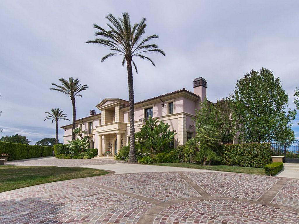 Rumah Seleb Hollywood Ini Dikontrakkan Rp 2 Miliar/Bulan