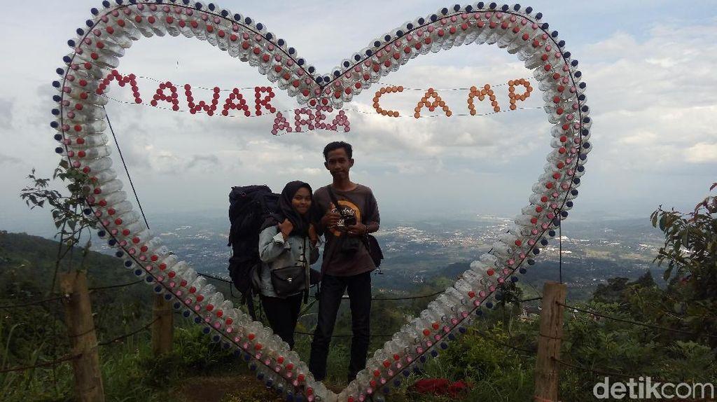 Foto: Wajah Baru Kamp Mawar Gunung Ungaran Semarang