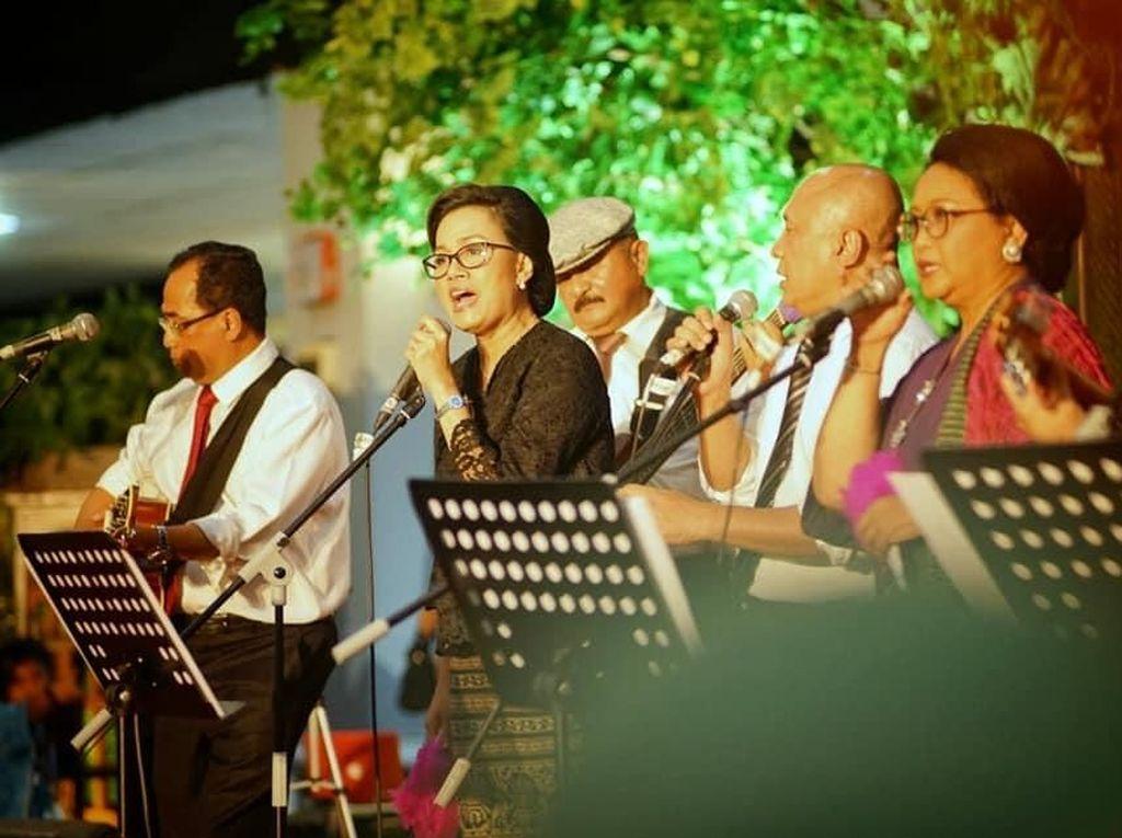 Cerita Teten soal Jokowi yang Nyaris Jadi Pemain Drum Elek Yo Band