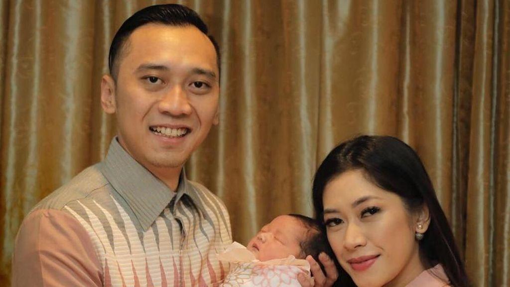 Ditambah Gaia, Ini Potret Terbaru Keluarga Ibas Yudhoyono-Aliya Rajasa