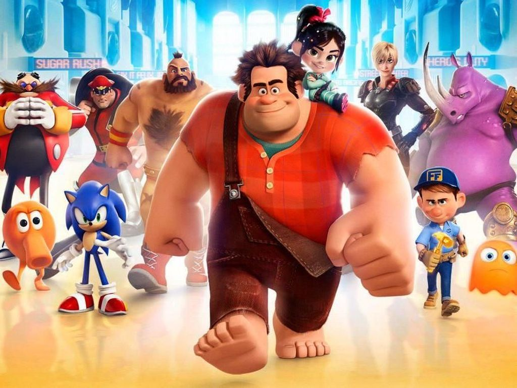 Teaser Film Wreck-It-Ralph 2: Ralph Breaks the Internet Jadi Pembuka di 2018