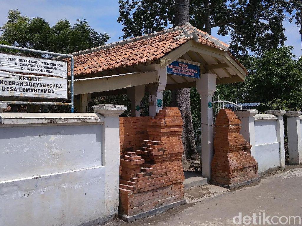 Foto: Situs Keramat di Cirebon, Airnya Dipercaya Jadi Obat
