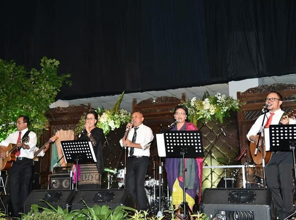 Teten: Elek Yo Band Grup Indie, Targetnya Tampil di Pernikahan