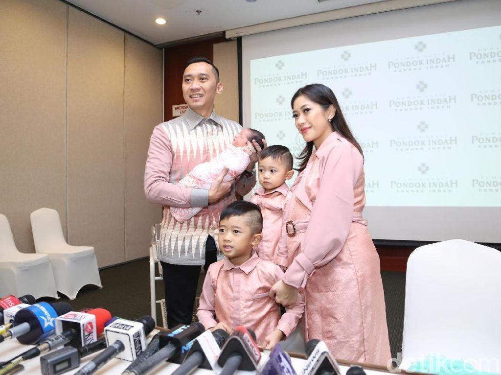 Aliya Rajasa Minta Kesembuhan untuk Ani Yudhoyono, Netizen Ramai Mengamini