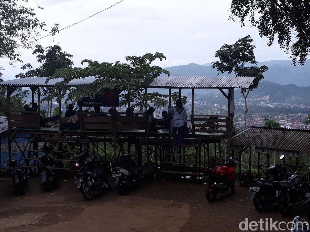 Menengok Indahnya Padangsidimpuan Kota Salak dari Bukit Sumarsayang