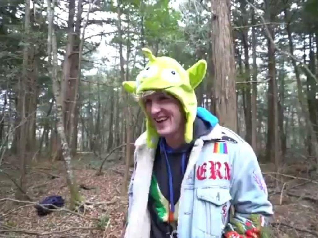 Bikin Vlog Soal Mayat Bunuh Diri, Youtuber Ini Banjir Kecaman