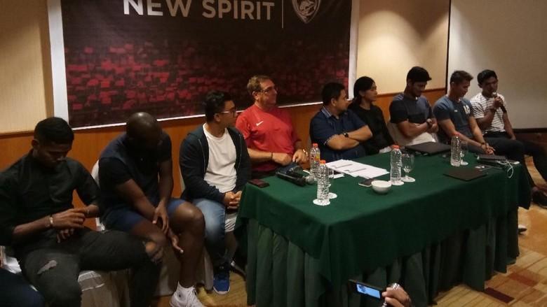 PSM Perkenalkan Tujuh Pemain Barunya