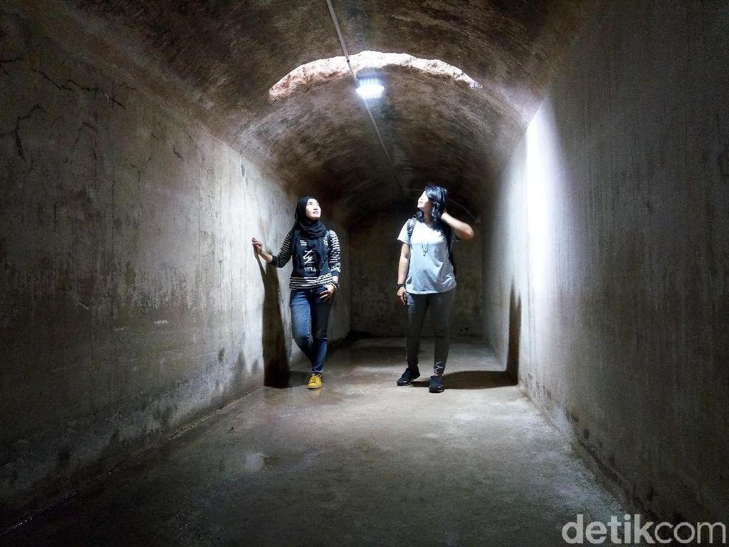 Bunker Kuno di Solo Ini Gratis Buat Foto Pranikah