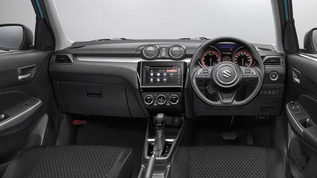 Suzuki Punya Swift Baru, Bulan Depan Meluncur