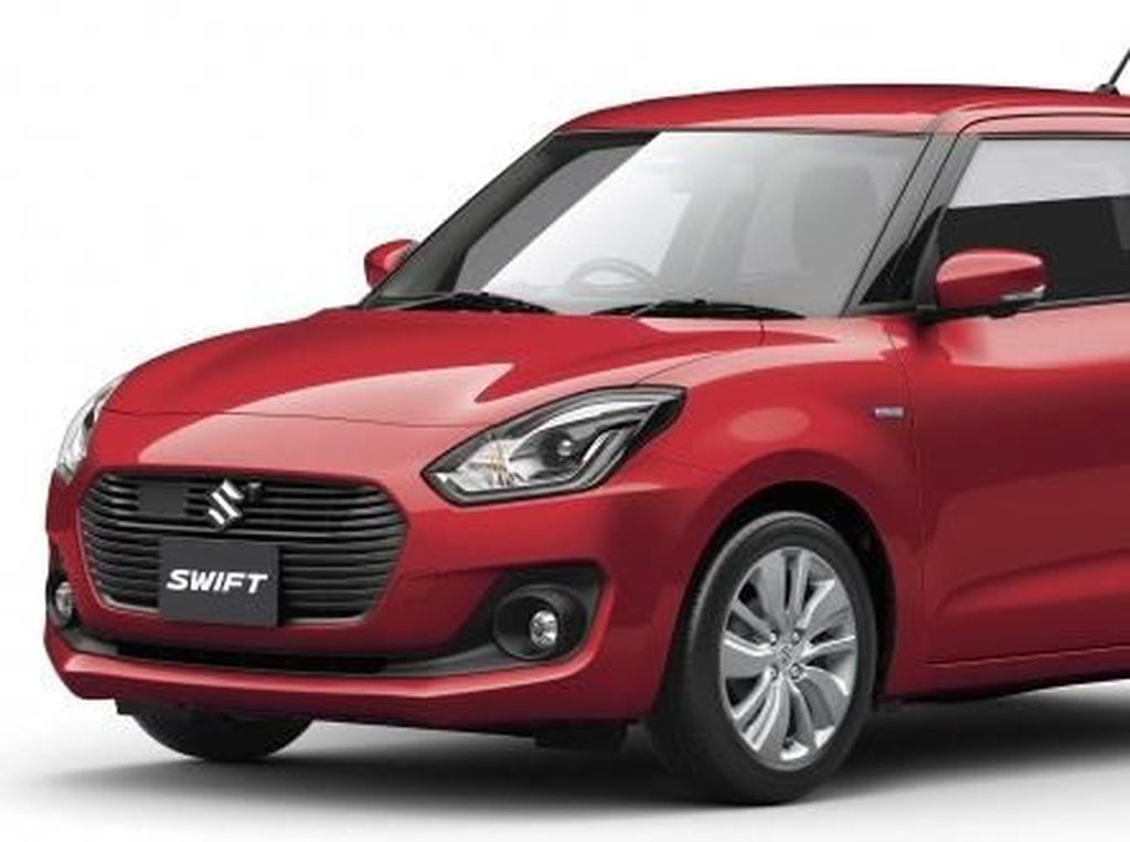 Suzuki Swift Baru Nih..