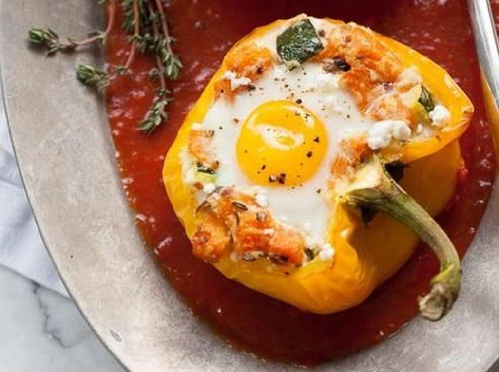 Padukan Telur dengan 10 Bahan Ini untuk Turunkan Berat Badan (2)