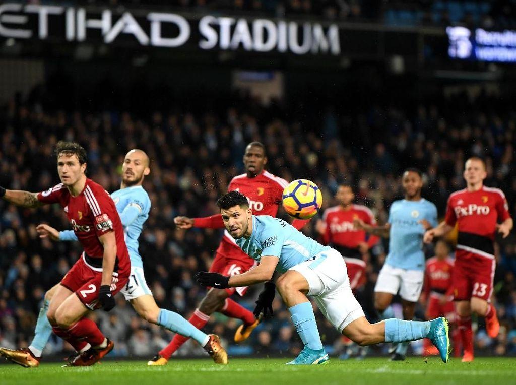 Manchester City Kembali ke Jalur Kemenangan