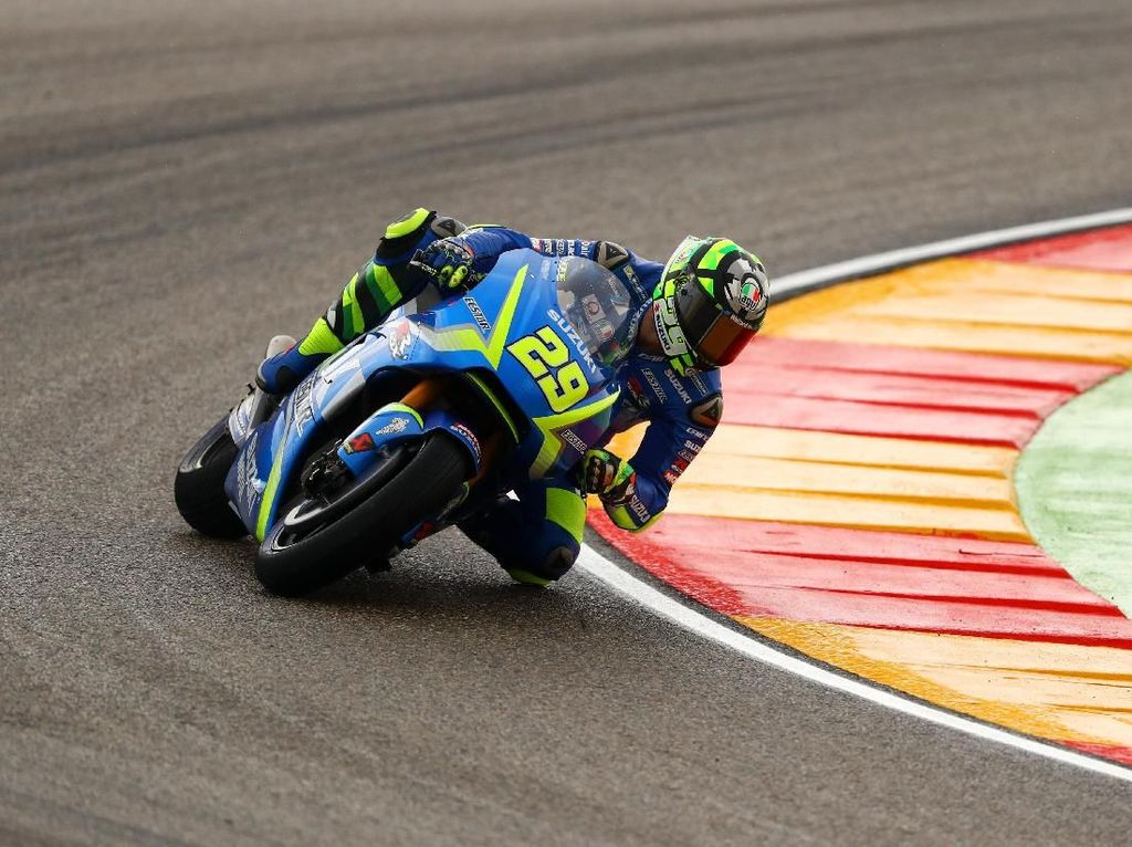 Iannone Nantikan Musim 2018 yang Lebih Cerah bersama Suzuki