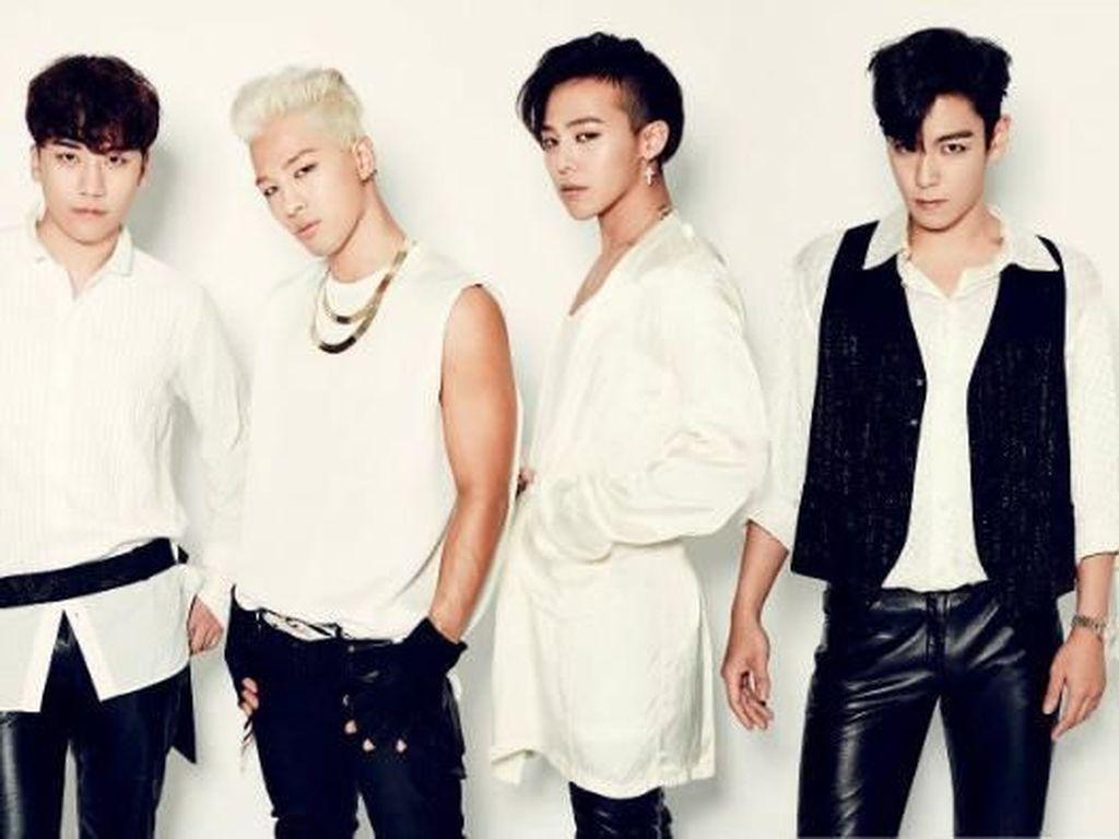 Lirik Lagu Girlfriend dari BIGBANG