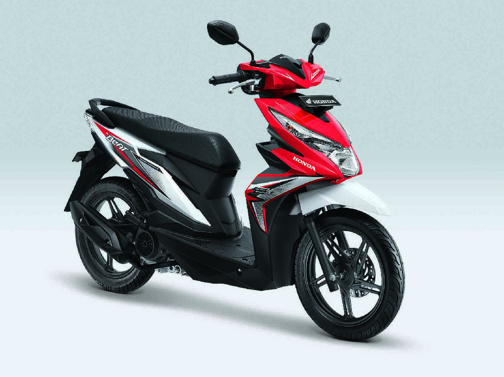 Mau Tahu 10 Motor Terlaris di Indonesia? Ini Daftarnya