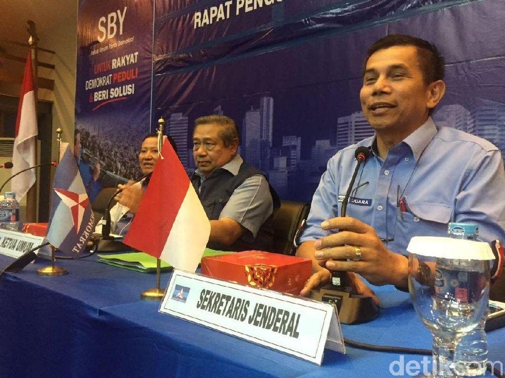 Berpeluang Ikut Pilgub Sumut, PD Siap Menangkan JR Saragih-Ance