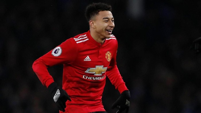 Jesse Lingard difavoritkan jadi  kapten FPL di pekan ke-23 (Lee Smith/Action Images via Reuters)