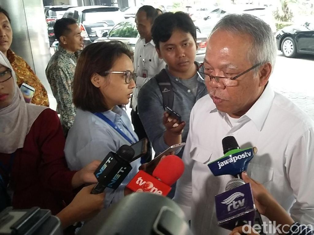 Menteri PUPR Pelototi BUMN yang Main Proyek di Bawah Rp 100 M