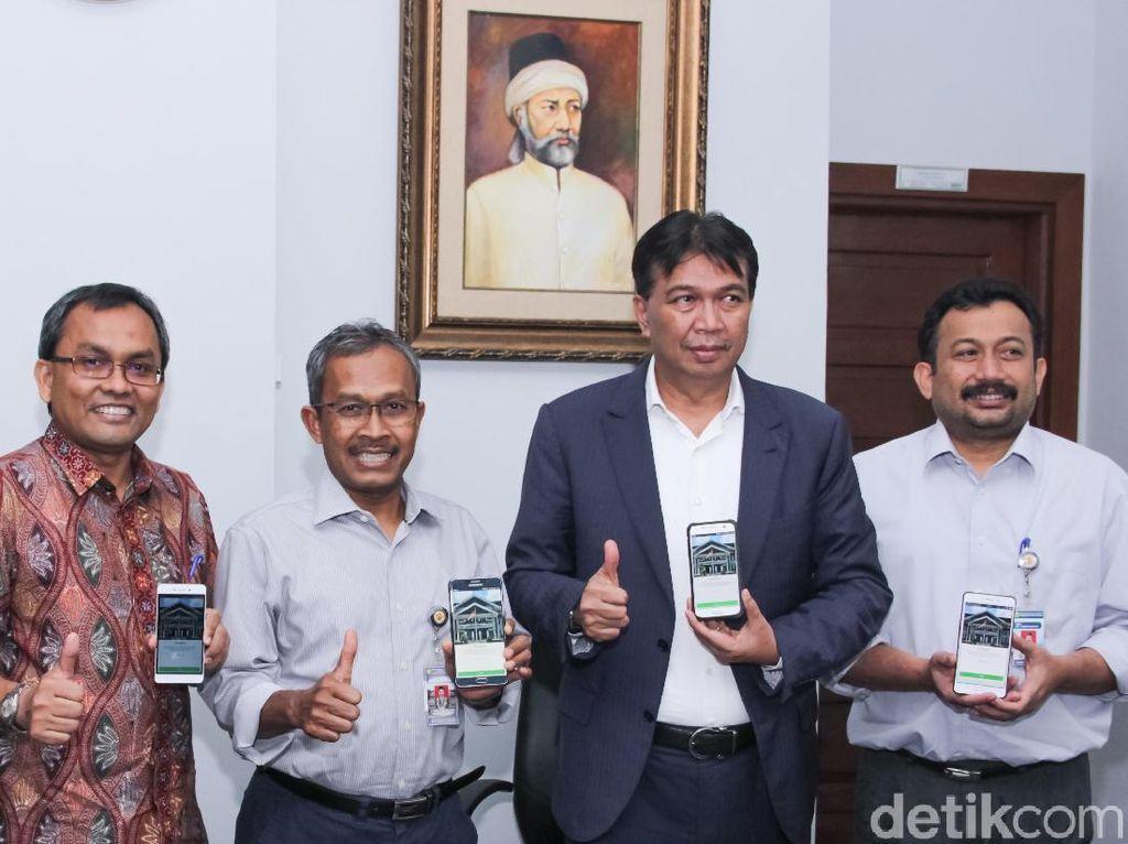 Mahasiswa Unsyiah Aceh Bisa Isi KRS Lewat Ponsel Android