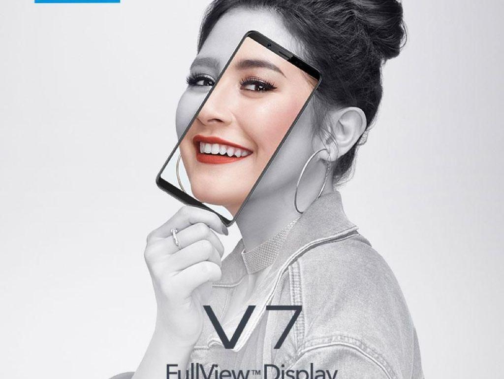 Hasilkan Kualitas Foto Sempurna, Ini Keunggulan Kamera Vivo V7