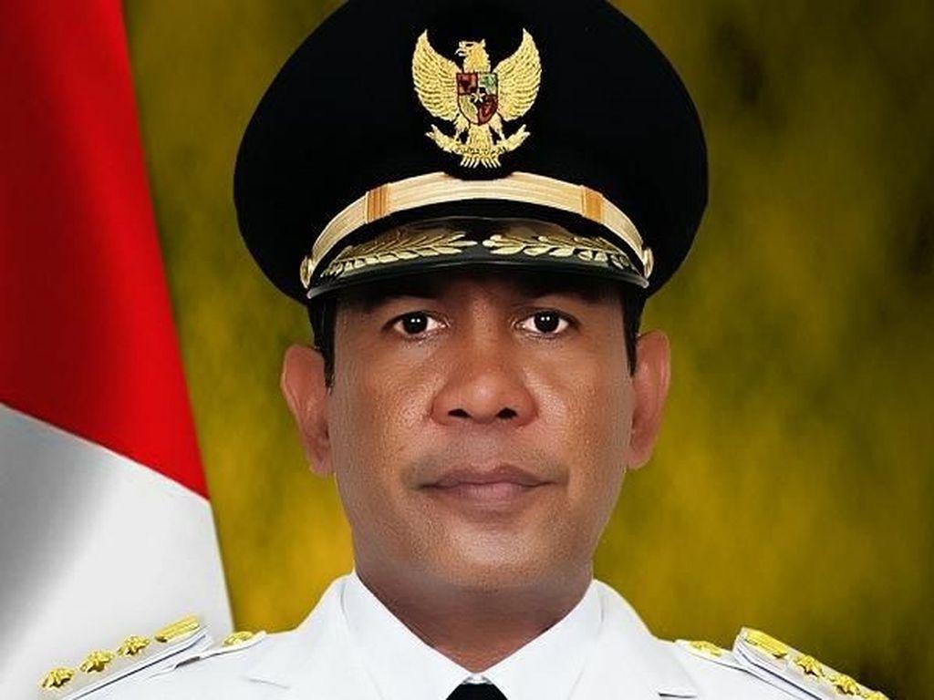 Sudah Tiba di Jakarta, Bupati HST akan Dibawa ke KPK