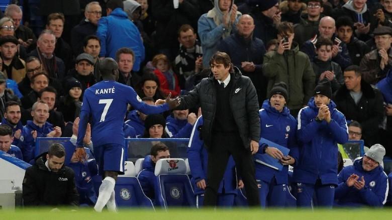 Kecewanya Conte Usai Chelsea Gagal Menang di Emirates