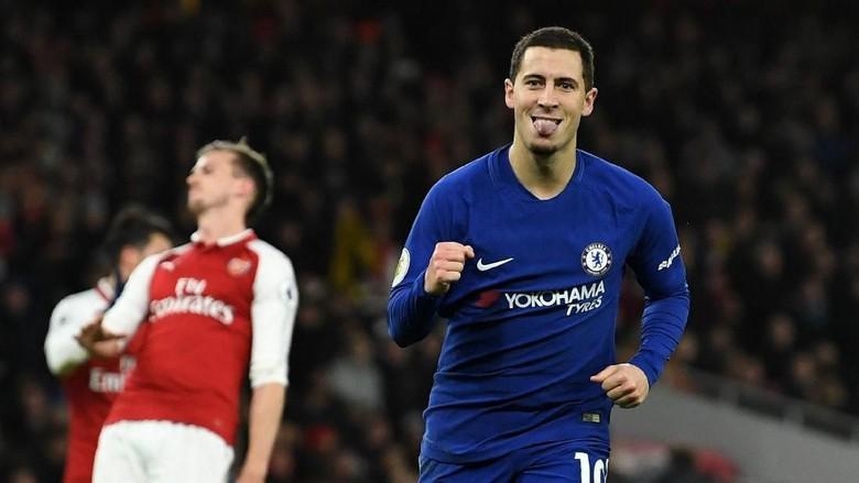 Hazard: Chelsea Mestinya Menang