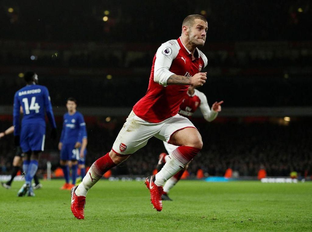 Arsenal Ceroboh, Wilshere Terima Satu Poin