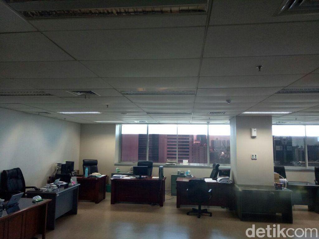 KPK Ibu Kota Mulai Bekerja, Ini Ruangannya di Balai Kota