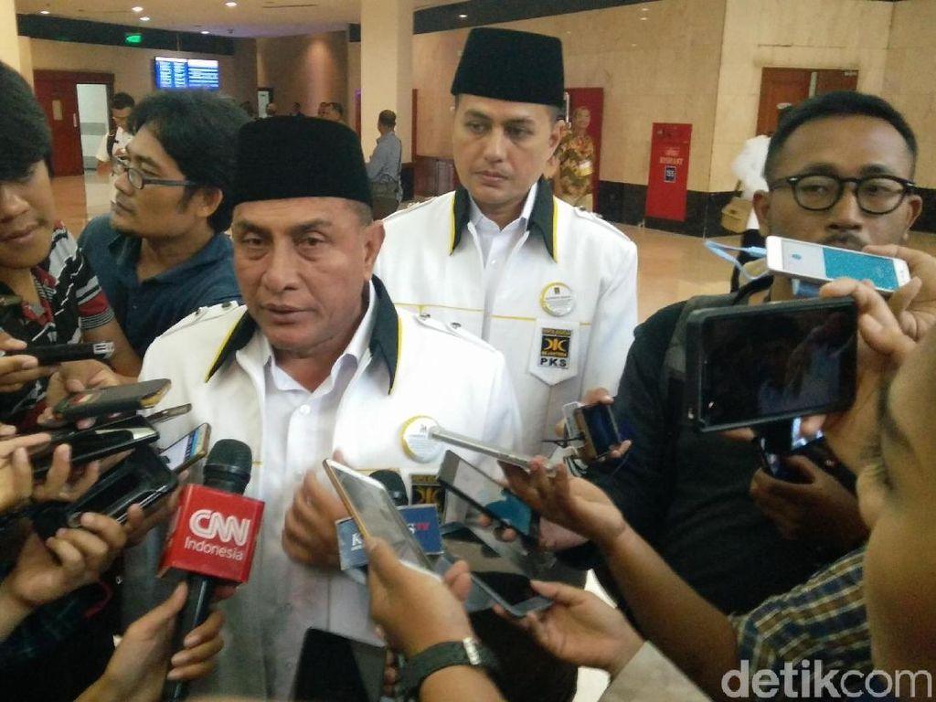 Edy Rahmayadi Pakai Seragam PKS, HNW: Bukan sebagai Pangkostrad
