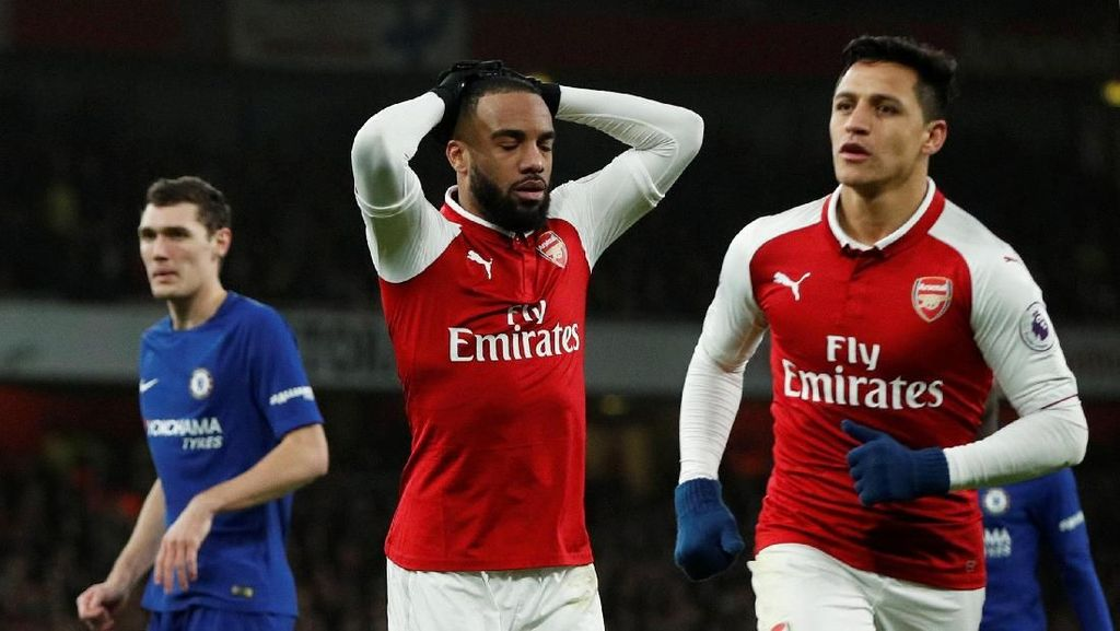 Kebijakan Transfer Arsenal Dikritik