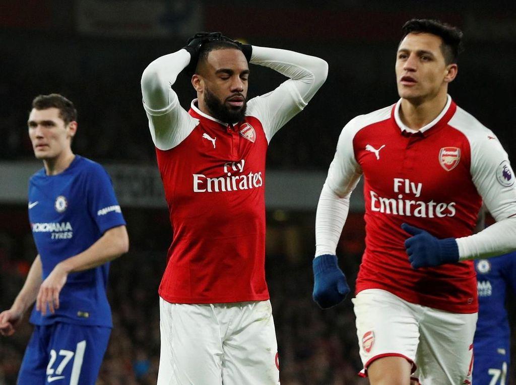 Arsenal Harus Mulai Lebih Sering Menang