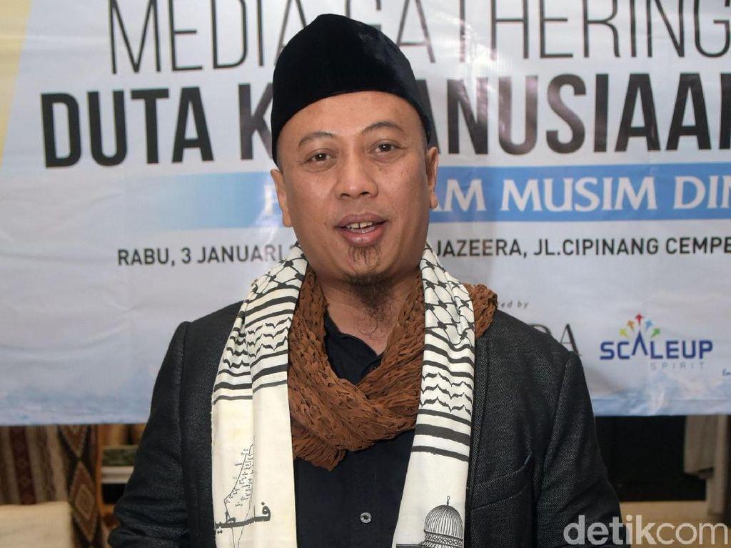 Opick Sampaikan Langsung Siap Mediasi 10 April