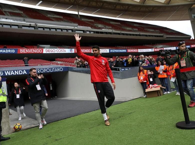Debut Kedua Diego Costa: Berbahaya Sejak Tembakan Pertama