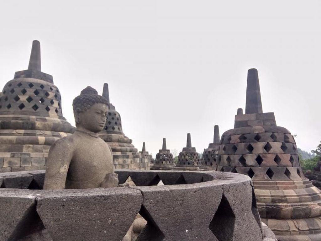 Libur Natal & Tahun Baru, Candi Borobudur Siap Sambut Wisatawan
