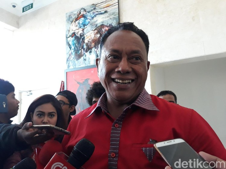 Ketua PDIP Keceplosan Bilang Partai Demokrat Dukung Jokowi