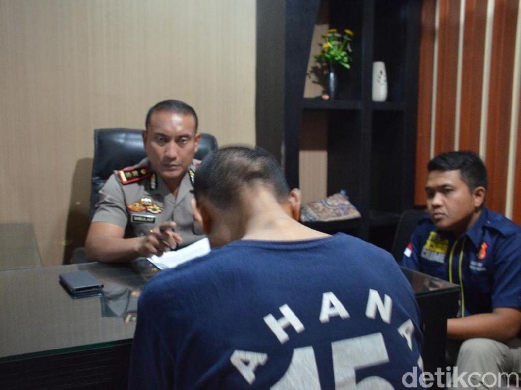 Polisi Sebut Kejiwaan Babeh yang Sodomi 25 Anak di Tangerang Normal