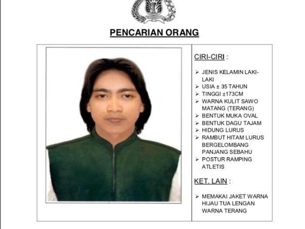 #NovelKembali dan Misteri 4 Pria yang Sketsa Wajahnya Disebar Polisi