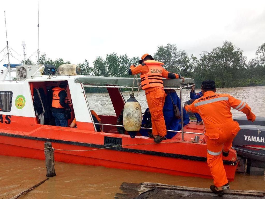 Ini Daftar Penumpang Speedboat Nahas di Sumsel, 11 Hilang