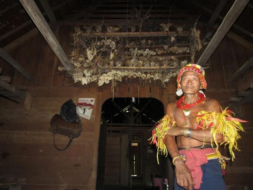 Bertemu Sikerei Sakti di Mentawai